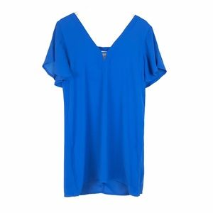 Jack by BB Dakota True Blue 0 - 100 Shift Dress